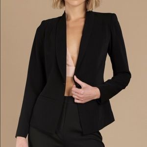 The Limited Classic Black Blazer